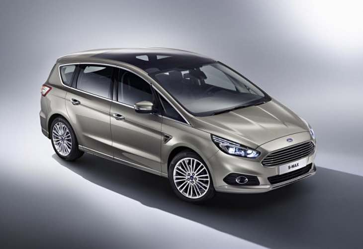 Review of 2015 Ford S-MAX safety features