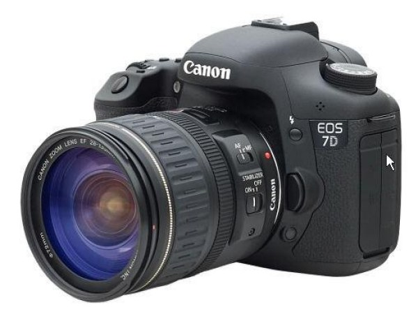 Review of Canon 7D MK II specs reiterated