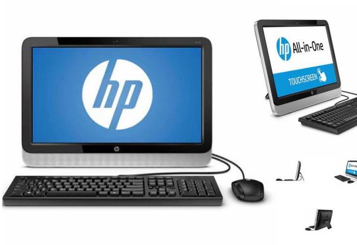 Review of HP 19-3013w 19-inch all-in-one touch desktop specs