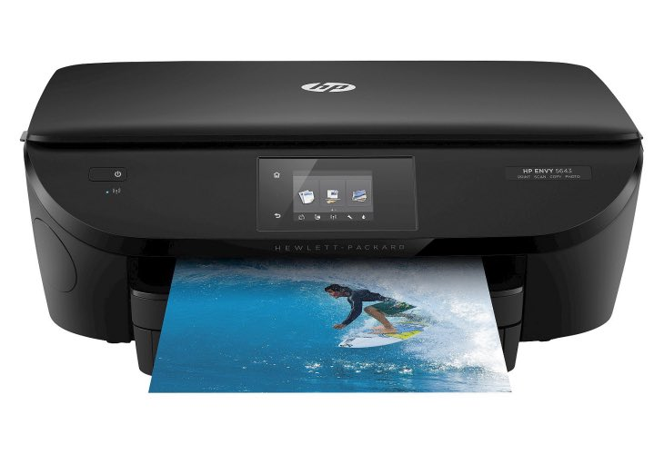 Review of HP ENVY 5643 all-in-one printer specs