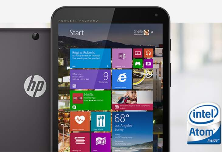 Review of HP Stream 7 Signature Edition Tablet specs