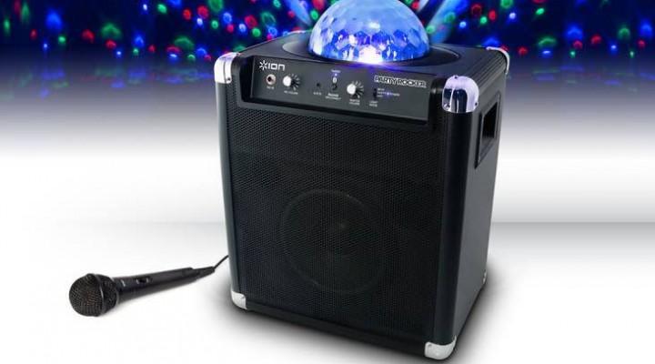 Review of ION Block Rocker Bluetooth speaker specs