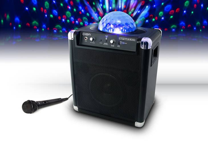 Review of ION Block Rocker Bluetooth speaker specs