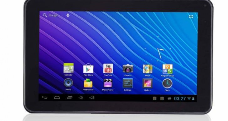 Review of Nobis 9-inch tablet specs with Keyboard/Case