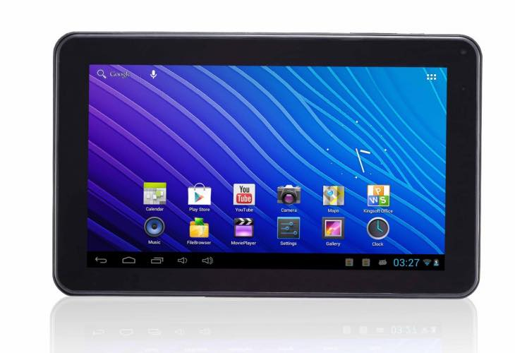 Review of Nobis 9 Tablet 8GB specs