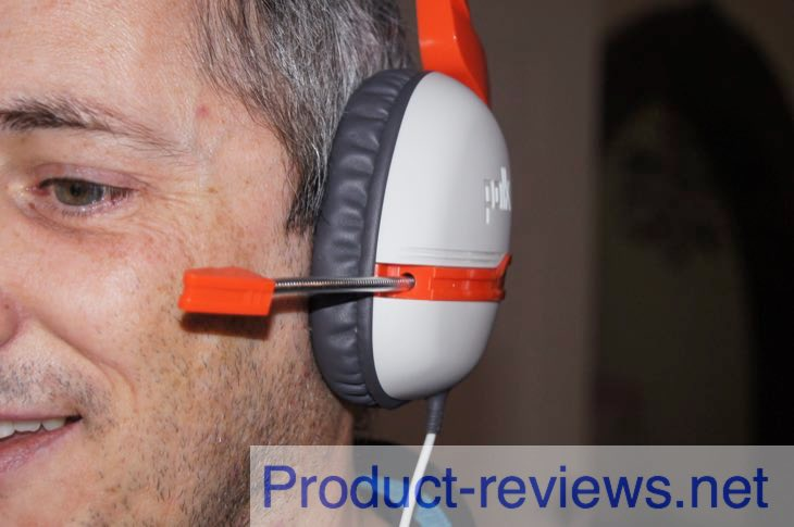 Review of Polk Striker Headset For Xbox One 12
