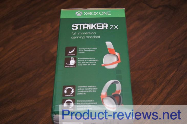 Review of Polk Striker Headset For Xbox One 2