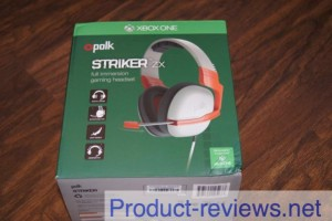 Review of Polk Striker Headset For Xbox O