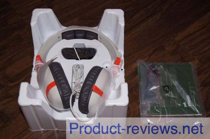 Review of Polk Striker Headset For Xbox One 4