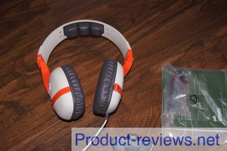 Review of Polk Striker Headset For Xbox One 5