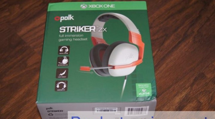 Review of Polk Striker ZX Headset for Xbox One