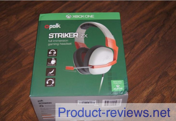 Review of Polk Striker Headset For Xbox One