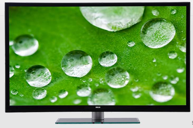 Review of RCA LED52B45RQ 52-inch LED TV and specs