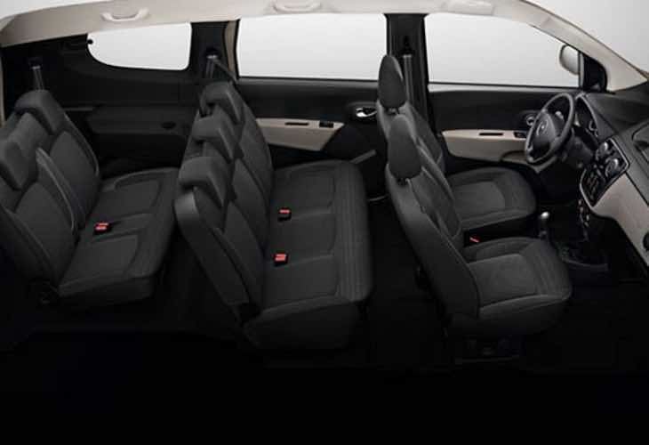 Review of Renault Lodgy MPV interior and price in India