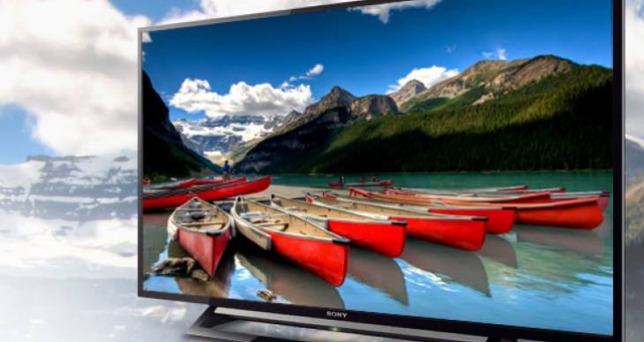 Review of Sony KDL48R470B HDTV specs