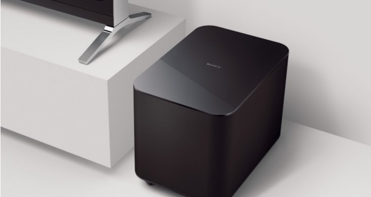 Review of Sony Wireless Subwoofer SWF-BR100 compatibility