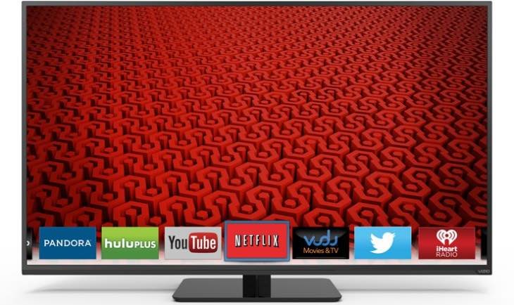 Review of Vizio 65-inch D650i-B2 LED HDTV with specs