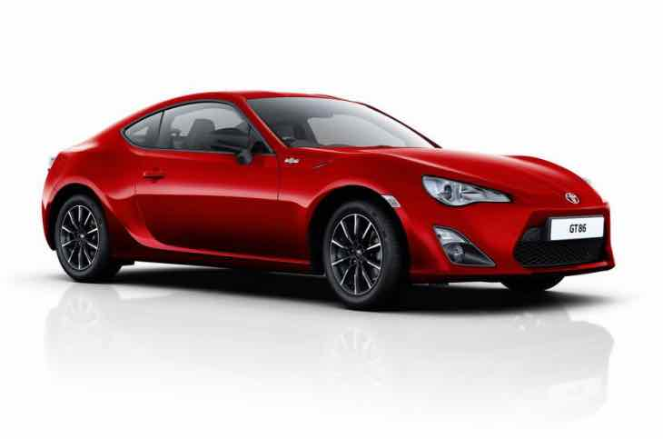Revised 2015 Toyota GT86 range insignificant