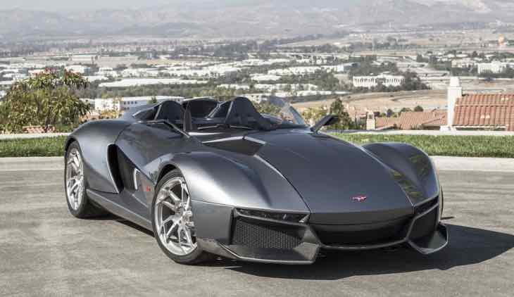 Rezvani Beast test review