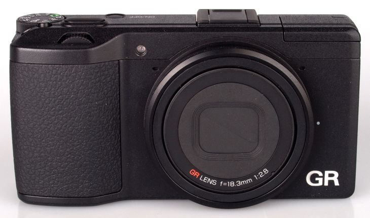 Ricoh GR digital camera, ideal for street photography