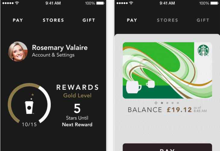 Rising Starbucks mobile app security concerns