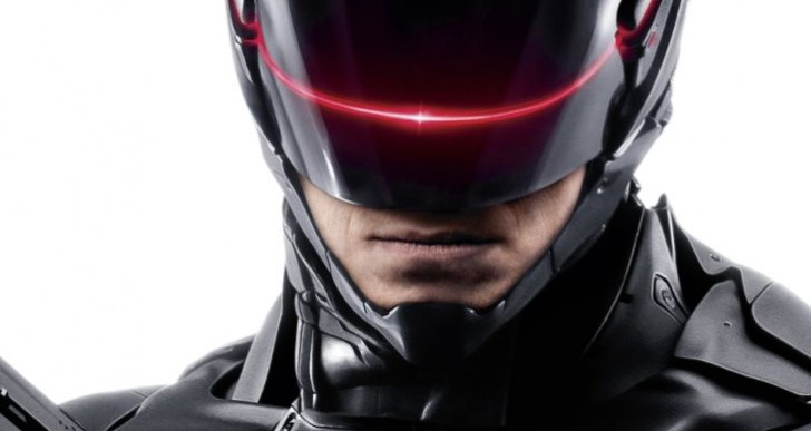 Robocop 2014 app for iPad and iPhone