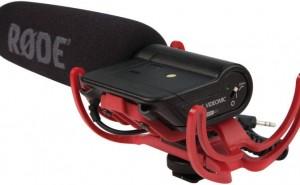 Rode Videomic Rycote will improve DSLR audio