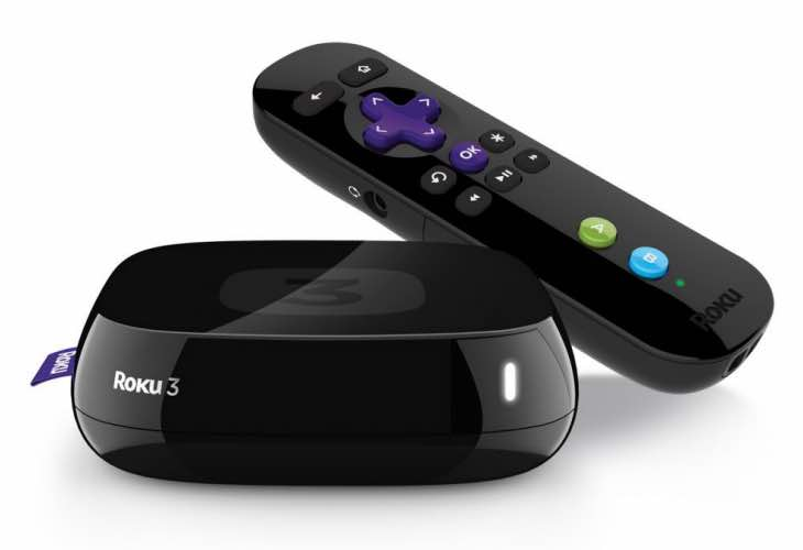Roku 3 streaming player update
