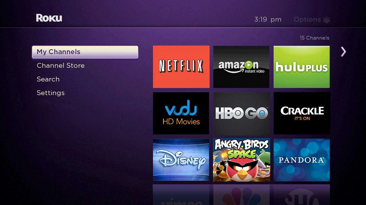 Roku 3 vs. Apple TV 3G