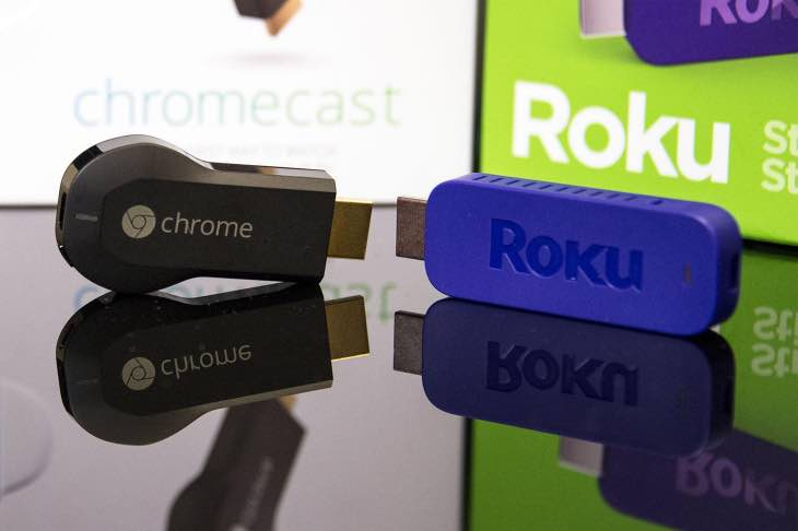 Roku Streaming and Chromecast price