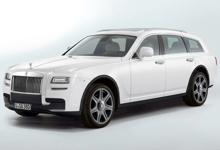 Rolls-Royce SUV and BMW X7 increased revenue probability