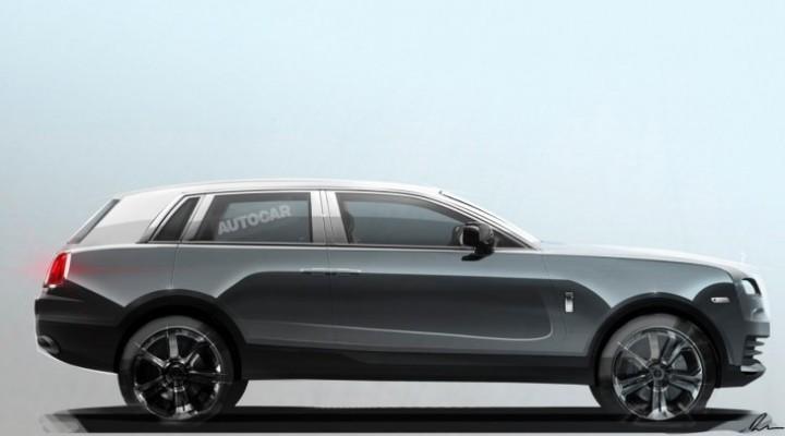 Rolls Royce SUV price and design intensifies