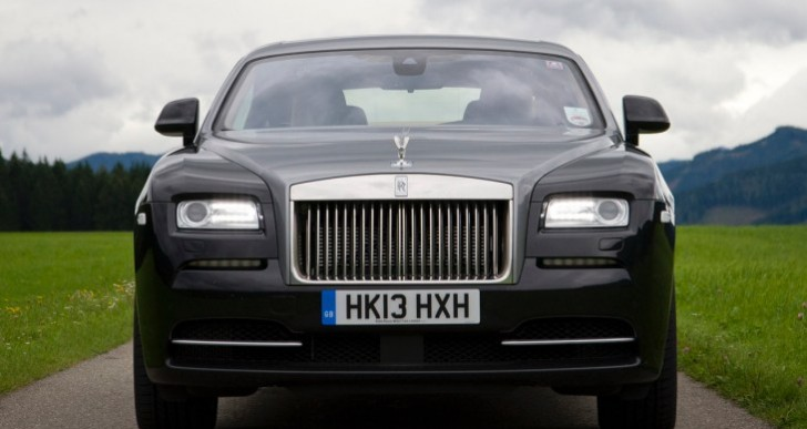 Rolls-Royce Wraith convertible confirmed, unlike price