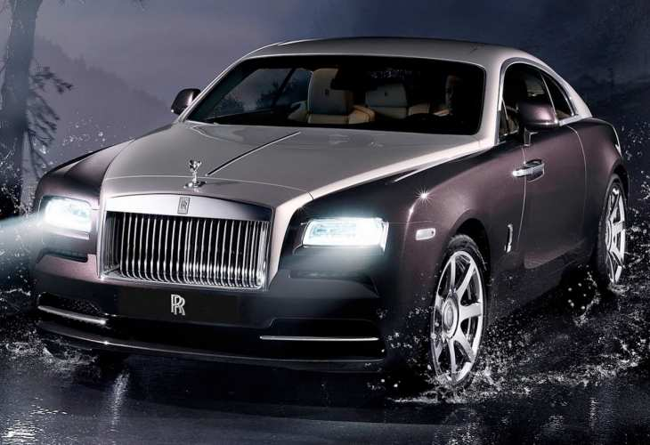 Rolls Royce Wraith delayed convertible option