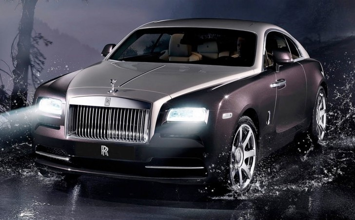 Rolls-Royce push India with Phantom, Ghost and Wraith