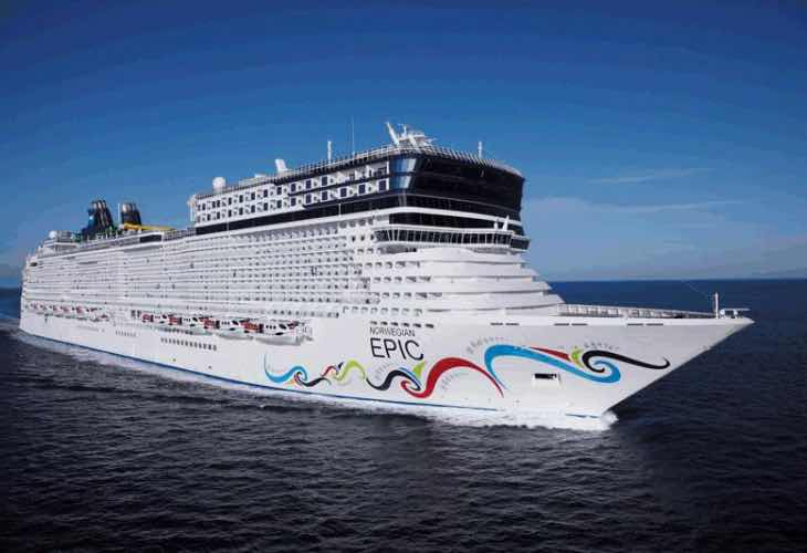 Rolls Royce to improve Norwegian Epic passenger comfort