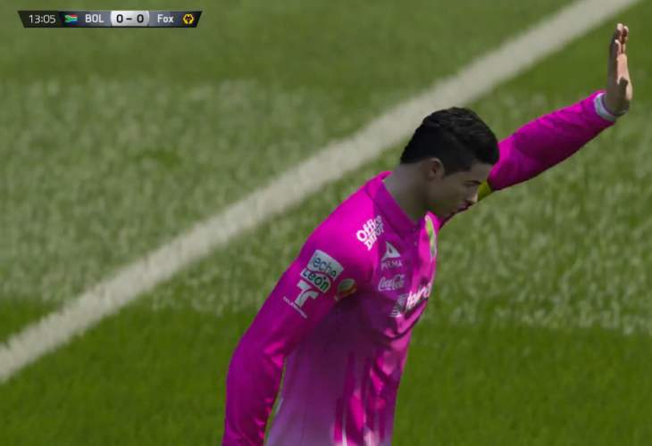 Ronaldo in FIFA 15 UT player review