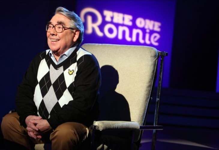 Ronnie Corbett dies