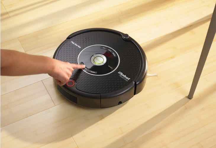Roomba 595 Vs 655