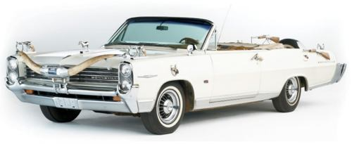 Roy rogers auction 1964 bonneville convertible for sale for Roy motors used cars