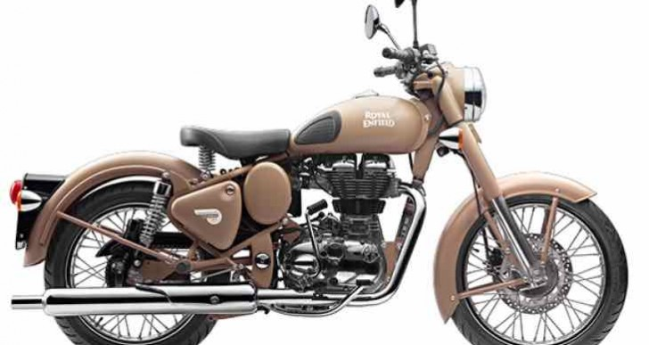 Royal Enfield Despatch price in India with booking details