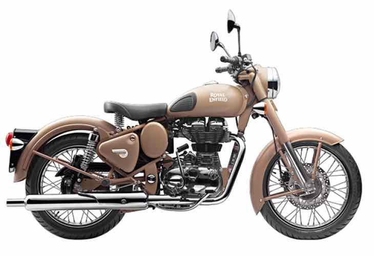 Royal Enfield Despatch price in India