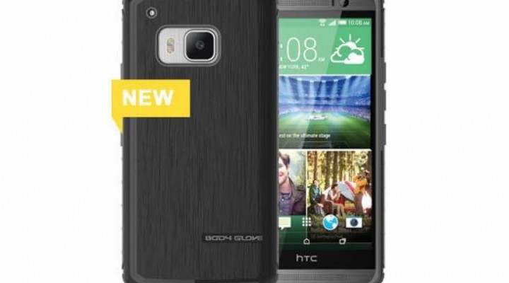 Rugged HTC One M9 cases by Body Glove