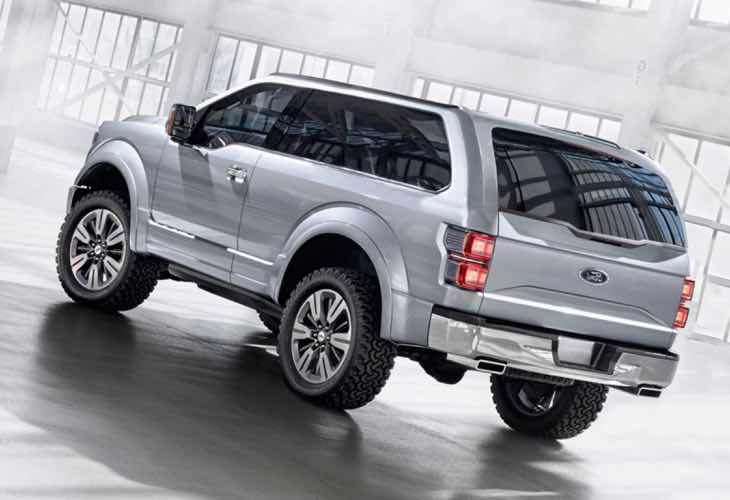 Rumors of 2016 Ford Bronco at Detroit another hoax