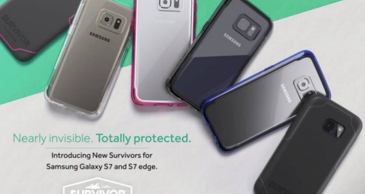 Buy Samsung Galaxy S7 Survivor cases from Griffin
