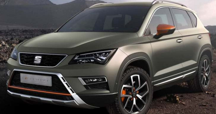 SEAT Arona X-Perience availability for 2017