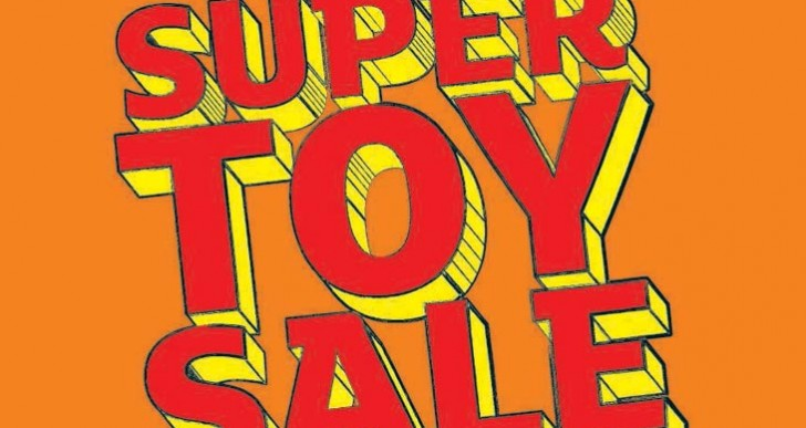 Sainsbury's Super Toy Sale 2016 starts today, in-store not online