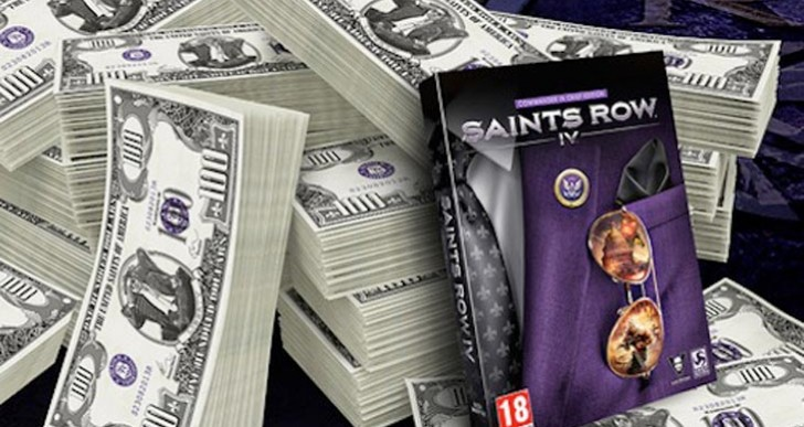 Saints Row 4 value in Super Dangerous Wub Wub Edition
