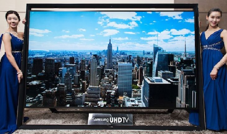 Samsung launch 110 inch Ultra-HD TV before CES 2014