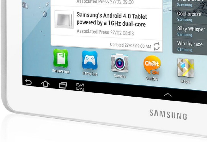 Samsung 12-Inch Tablet post Galaxy Note 3 release